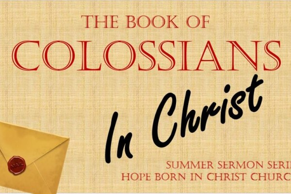 Sin Archives - Hope Born In Christ Church