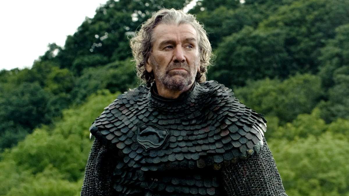Brynden The Blackfish Tully Played By Clive Russell On Game Of Thrones HBO