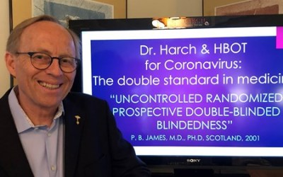 HBOT for COVID-19: The Double Standard in Medicine