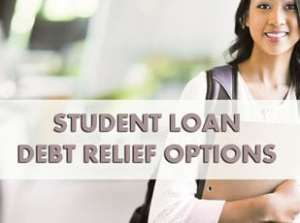 Student loan help is available