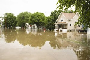 You may need flood insurance