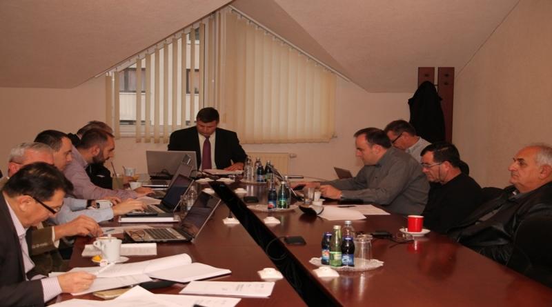 Održana 21. sjednica Vlade Hercegbosanske županije
