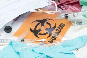 Afval in de zorg - Biohazard waste