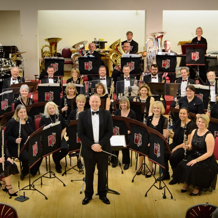 The Huntingdonshire Concert Band