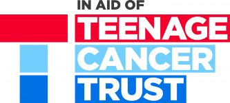 Teenage Cancer Trust in aid of logo