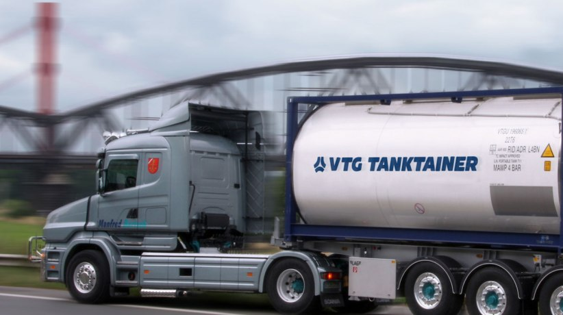 VTG Tanktainer sets up Latin America jv