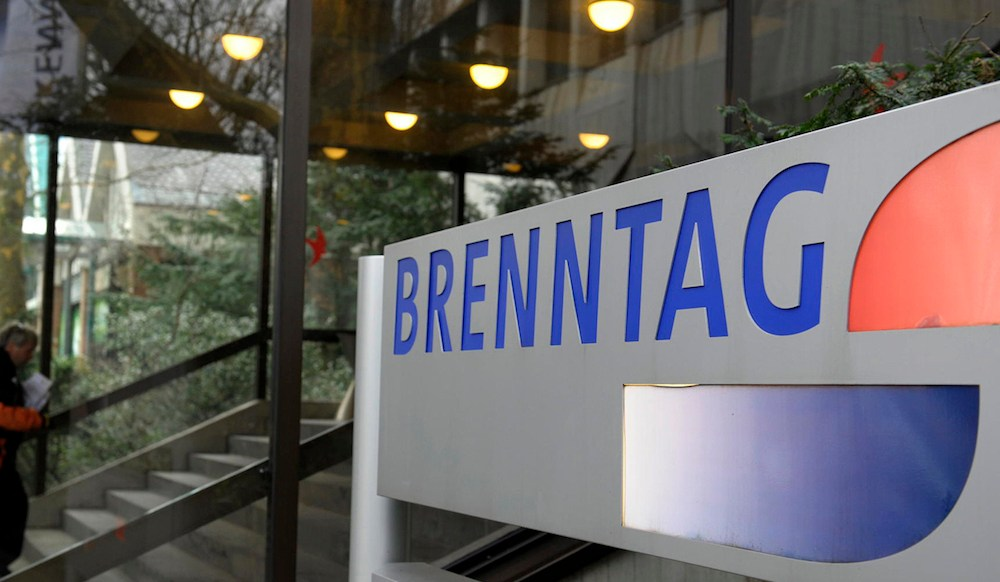 Brenntag buys into China