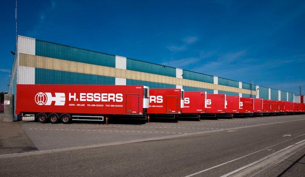 H.Essers: Growing in Genk