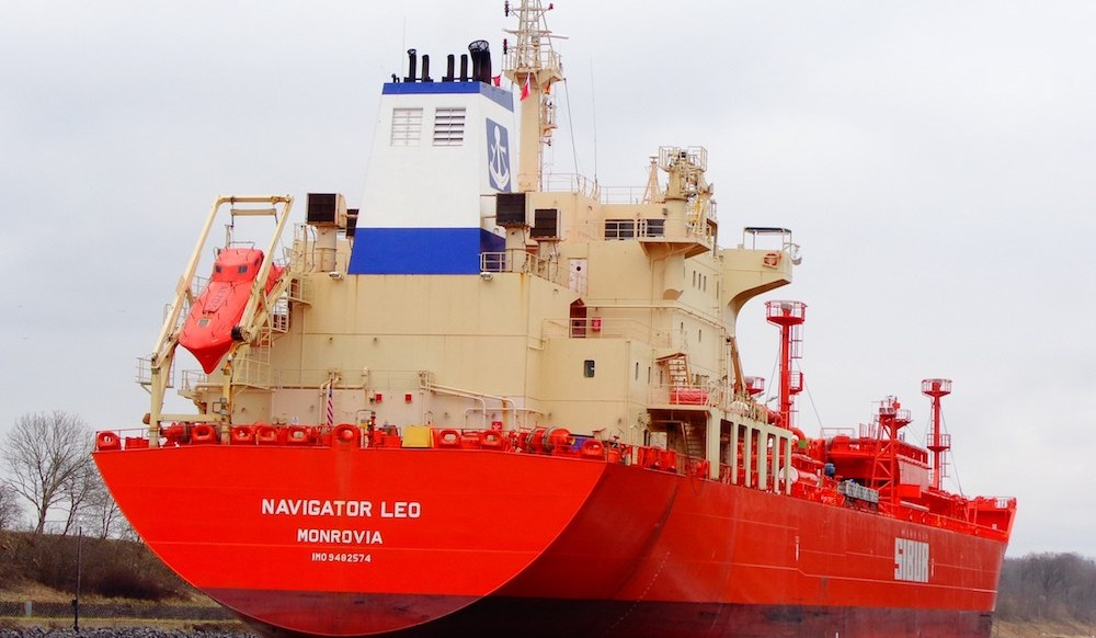 LPG tankers: On the safe side