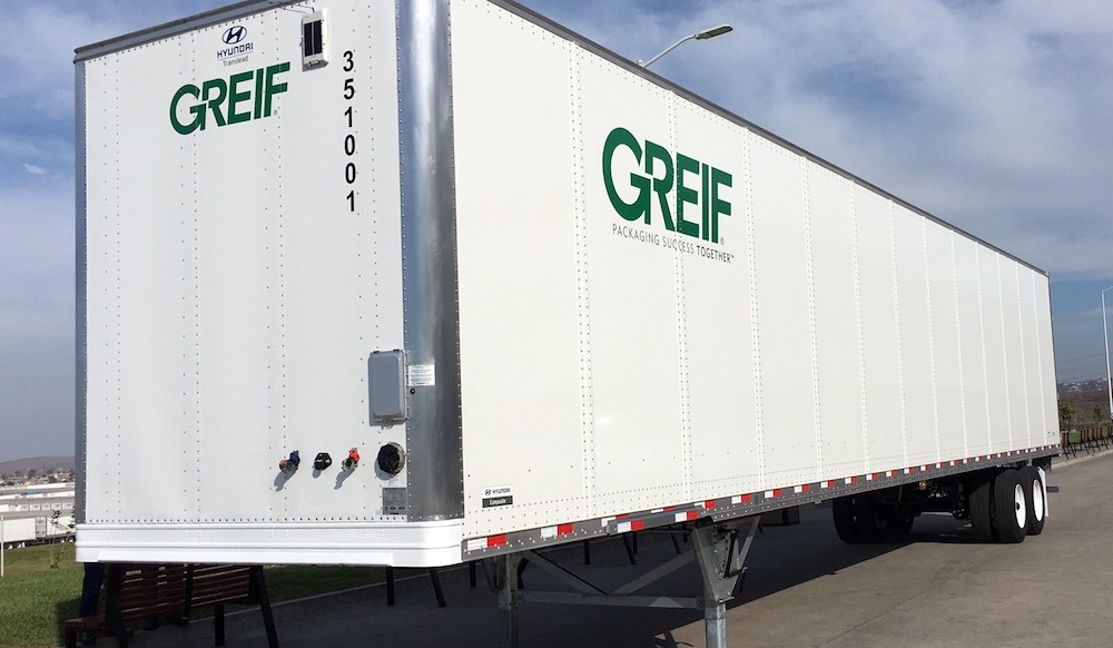 Greif: Truckloads of growth