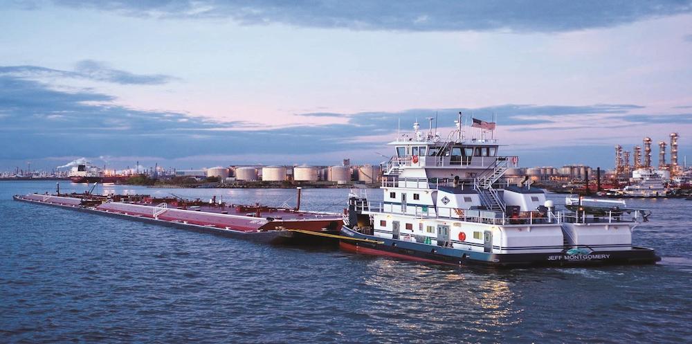 US: Riverboat shuffle
