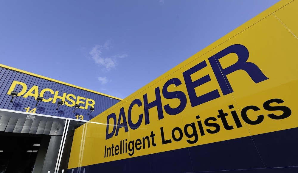 Dachser: Lifeline for logistics