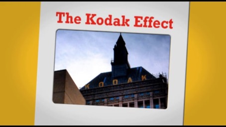 Learning by Training: The Kodak effect
