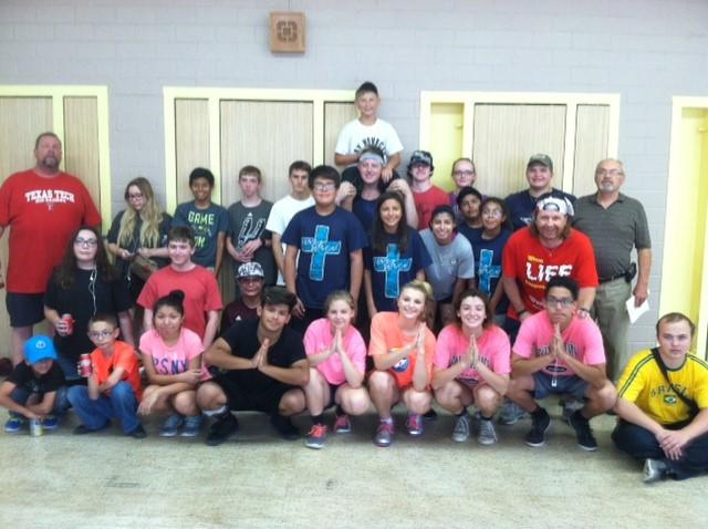 """Crazy Grace"" and the San Antonio Mission Trip"