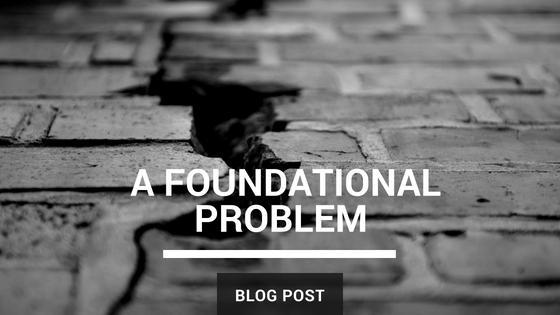 A Foundational Problem