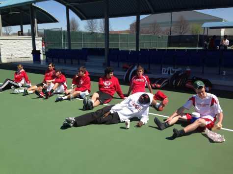 Boys varsity tennis looks to avenge last season's state loss