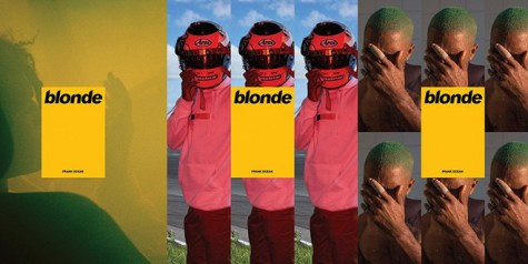 "Review: Frank Ocean's ""Blonde"""