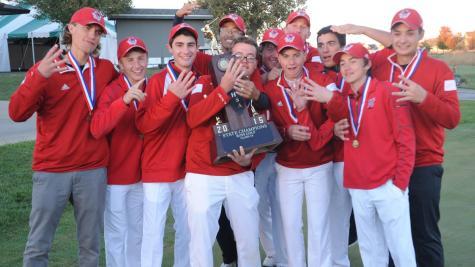 Boys' golf to face rival Lyons Township