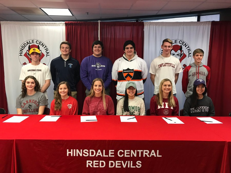 Nation+Signing+Day%2C+typically+held+on+the+first+Wednesday+of+February%2C+marked+the+day+12+Red+Devil+athletes+officially+committed+to+play+their+respective+sport+in+college.+