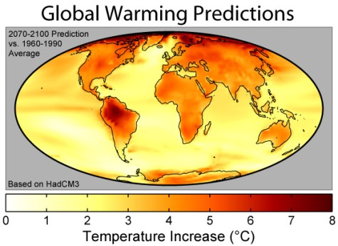 Why to welcome global warming