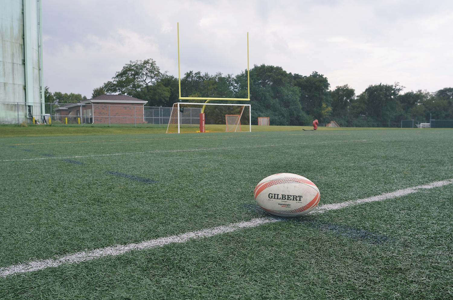 The cancellation of the rugby team creates an empty void for former players and the field. The team did not receive renewal this school year with the absence of sponsors for the coaching positions.