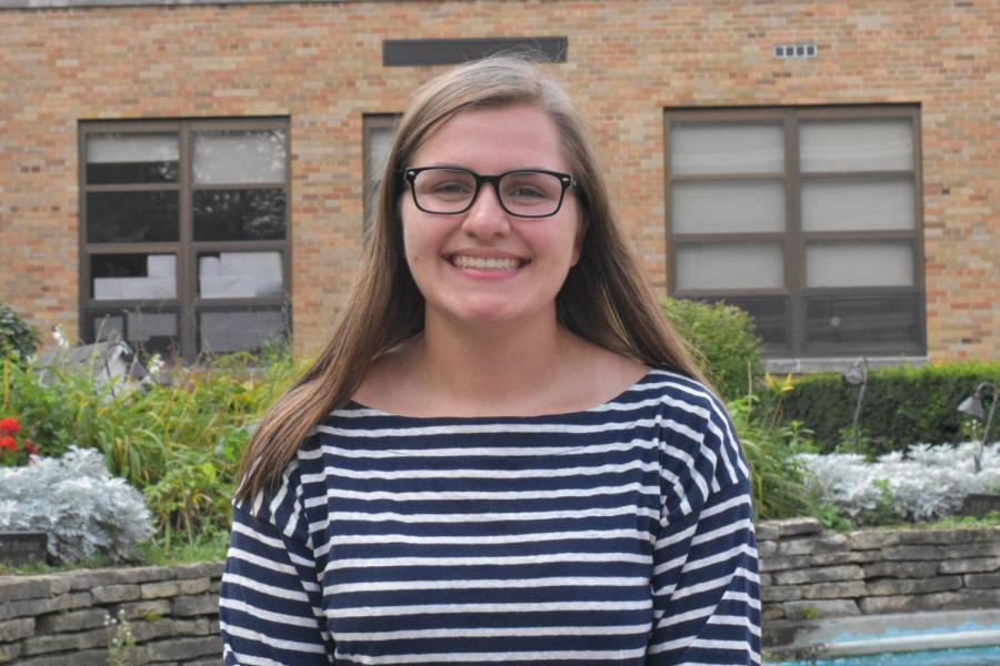 Hannah Anderson, Editor-in-Chief