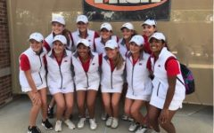 Boys and girls golf finish top three in state