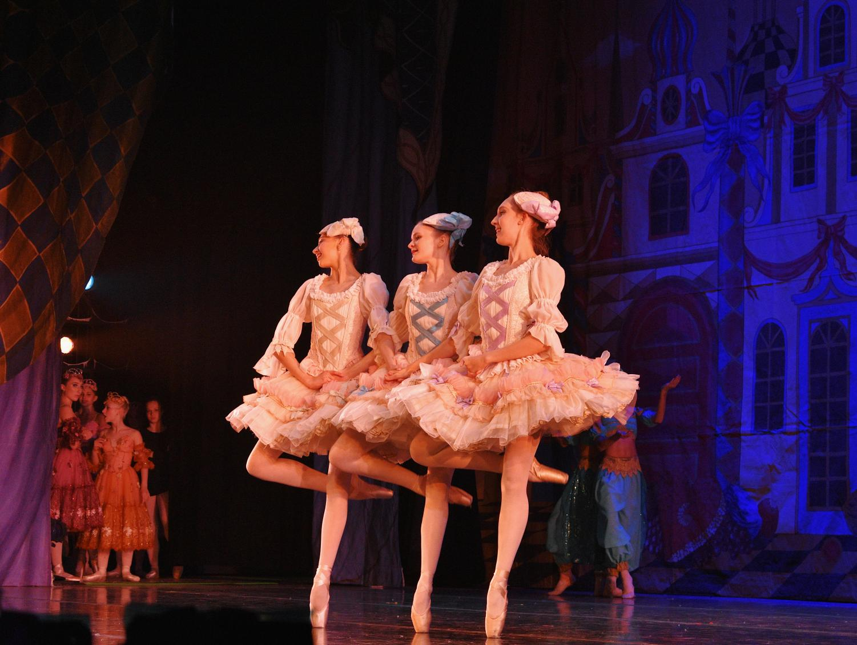 Salt Creek Ballet performed