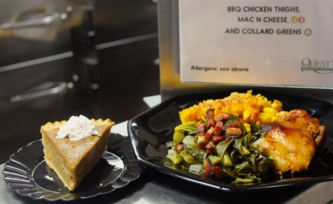 Gallery: Cafeteria serves soul food to celebrate Black History Month