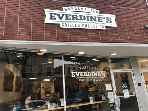 Battle of the Grilled Cheese: Everdine's vs. Cheesie's