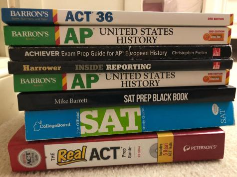 The AP exam or the final: which one comes first?