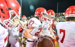 Varsity Football crushes DGN