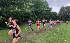 Boys Cross Country perform well at annual race