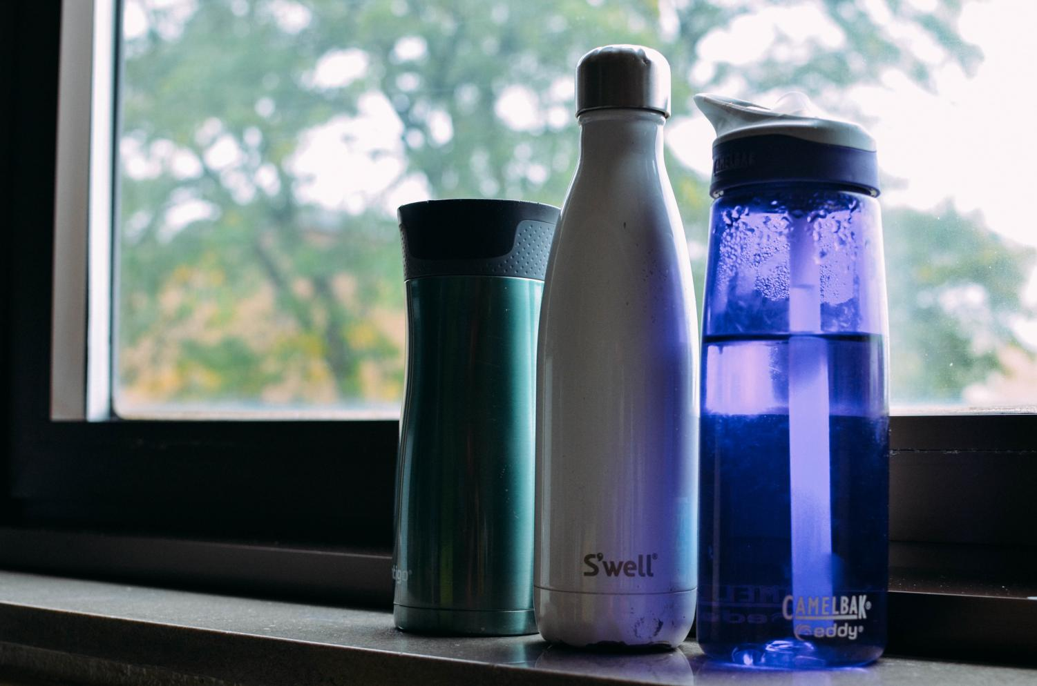 Some students have complained about water quality in the school fountains.
