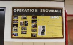 Students prepare for Operation Snowball camp