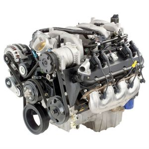 81L Vortec Engine Specs