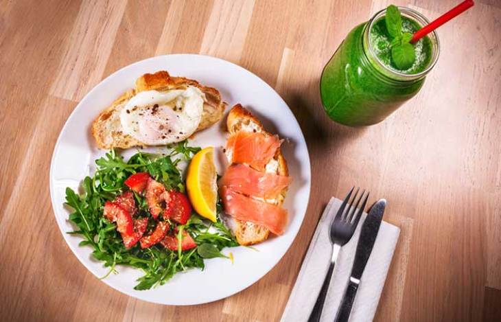 Suggested dietary food for hcg diet