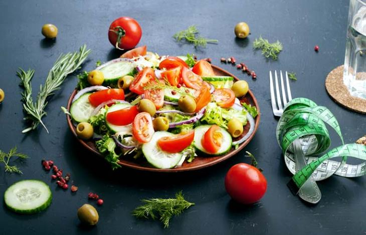 HCG Complex Diet approved vegetables