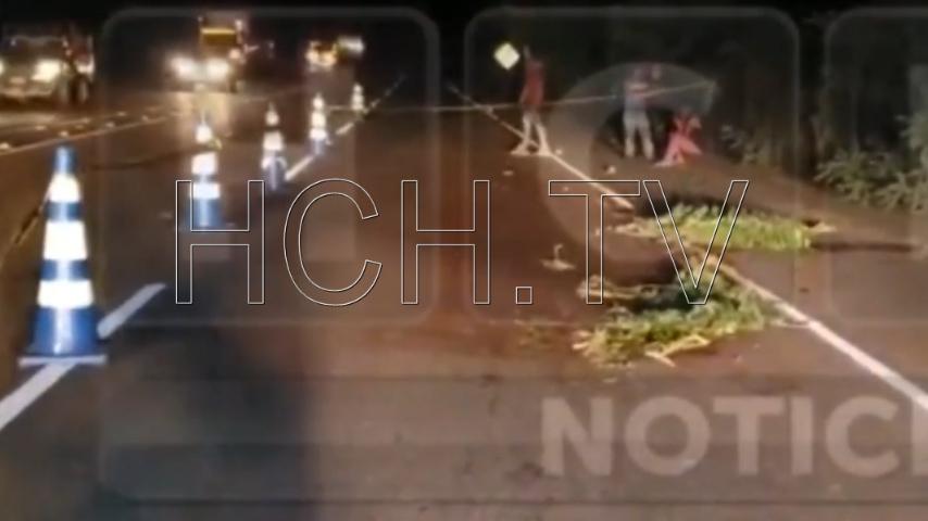 Una persona murió atropellada en Taulabé, Comayagua - hch.tv