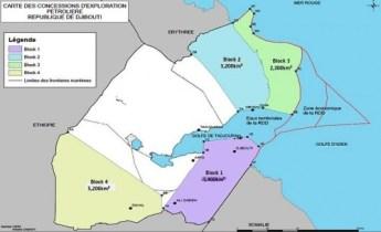 petrole à Djibouti