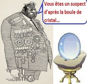 policier africaine