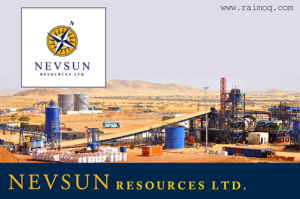 Nevsun Resources- érythrée