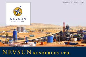 Nevsun Resources- érythrée