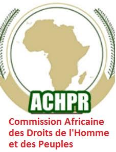 achpr-Commission Africaine des Droits de l'Homme et des Peuples