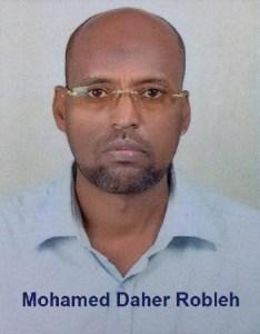 Mohamed Daher Robleh