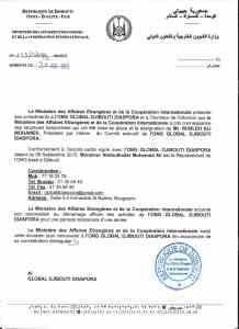 Global Djibouti Diaspora - cellule terroriste de Guelleh