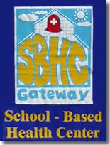 School Based Health Center banner