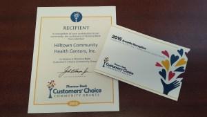 FB Customer choice Award 2015
