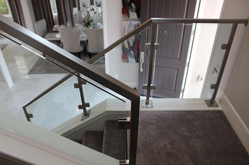 Contemporary Railings Hci Railing Systems | Modern Metal Railings Interior | Modern Style | Horizontal | Wood | Simple | Custom