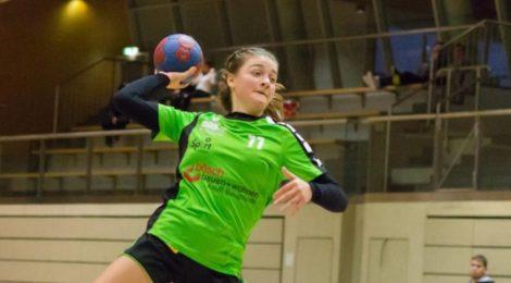 Fotos vom Handballspiel am 05.10.2019 HCL wU16 vs TV Isny